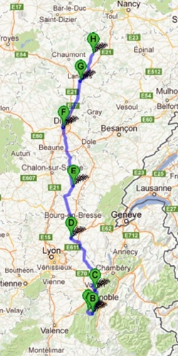 Map Tag 5 Rencurel - Bourg Ste Marie 500pixel