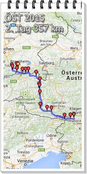 OEST Tag2 V1.0 357km
