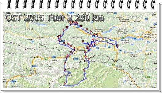 OEST Tour2 V2.1 230km