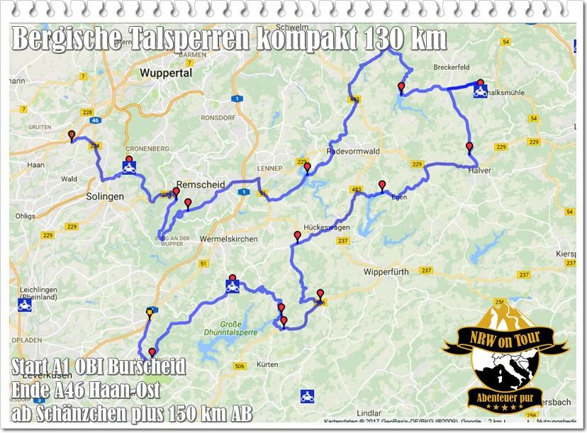 sonntag tour bergische talsperren kompakt motorradtouren nrw friends on tour. Black Bedroom Furniture Sets. Home Design Ideas
