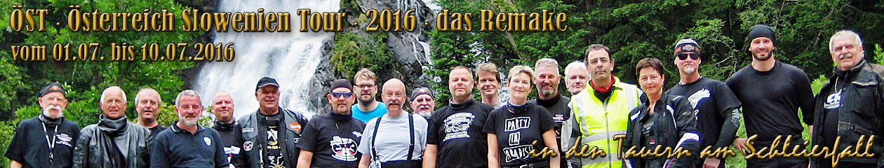 Motorradtouren NRW & Friends on Tour