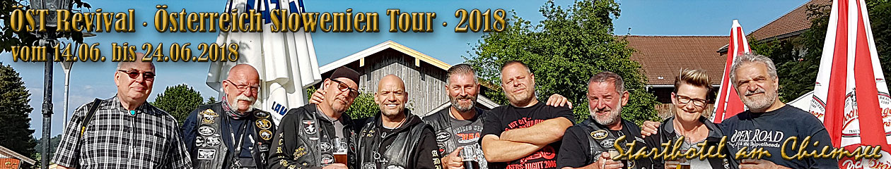 Motorradtouren NRW & Friends on Tour