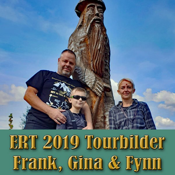 NRW on Tour ERT Erzgebirge Riesengebirge Tour 2019 Bilder Frank Gina und Fynn