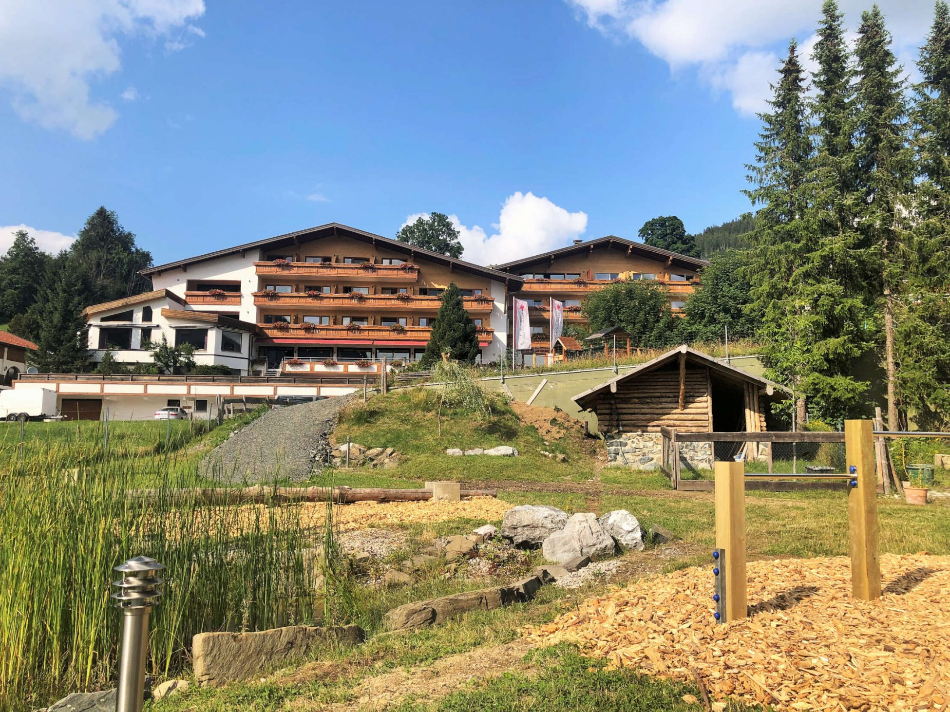Unser Berghotel Jungholz in Tirol