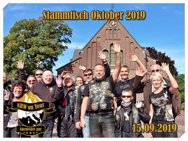 NRW on Tour Stammtisch September 2019