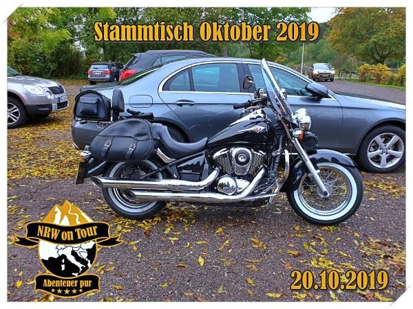 NRW on Tour Stammtisch Oktober 2019