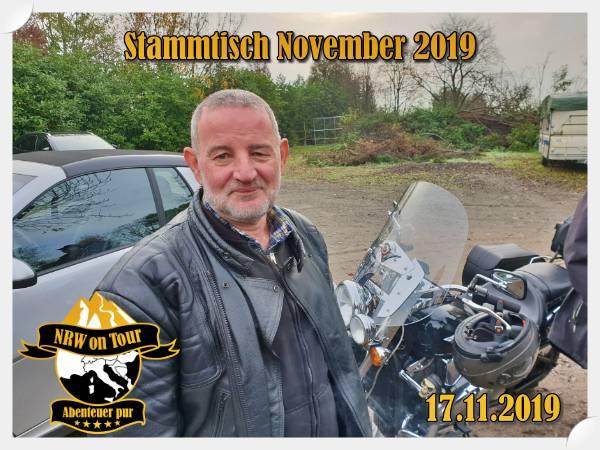 NRW on Tour Stammtisch November 2019