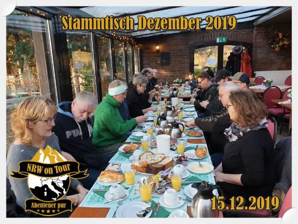 NRW on Tour Stammtisch Dezember 2019